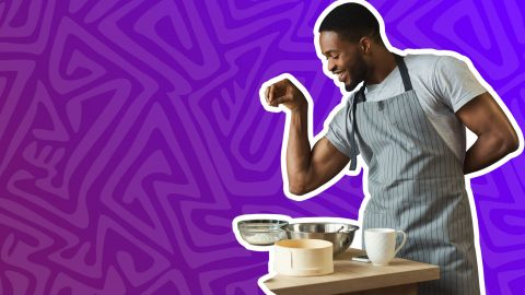 Saving money with home-cooked lunch