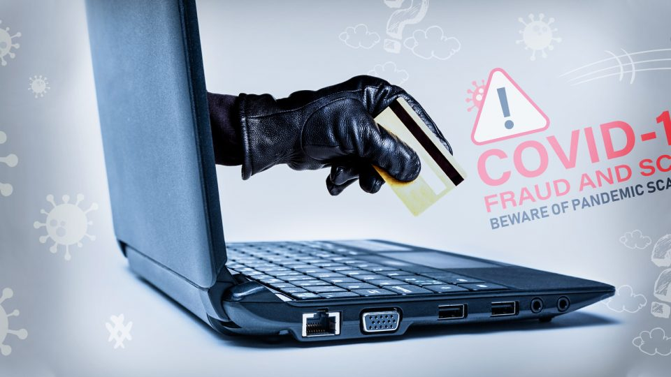 Staying Safe from Coronavirus scammers