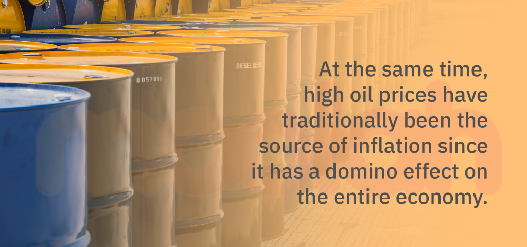 Less demand for oil is one of the factors for the declining inflation rate in Kenya