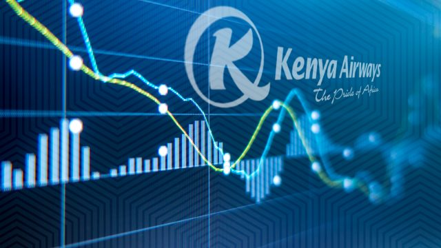 Kenya Airways struck from the list of leading counters at  NSE