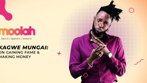 Kagwe Mungai: On gaining fame and making money