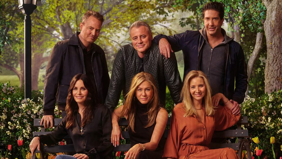 17 years later, Friends fans get the reunion they always wanted