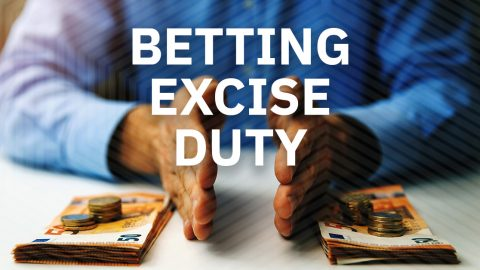 Government reintroduces tax on betting